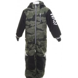Camouflage overall St:128